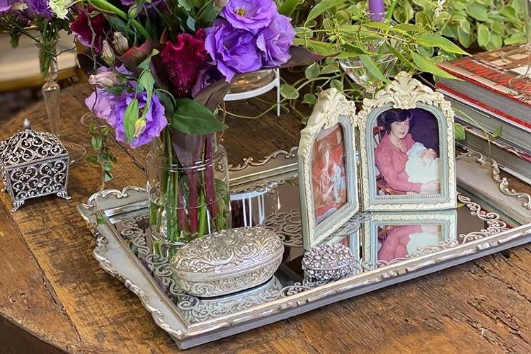 Clipping UOL: Da mesa à decoração, dicas fáceis para alegrar a casa no Dia das Mães